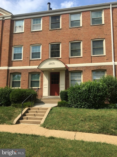1 Bedroom, Lyon Park Rental in Washington, DC for $1,650 - Photo 1