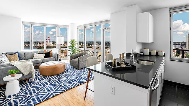 2 Bedrooms, Hunters Point Rental in NYC for $5,575 - Photo 1