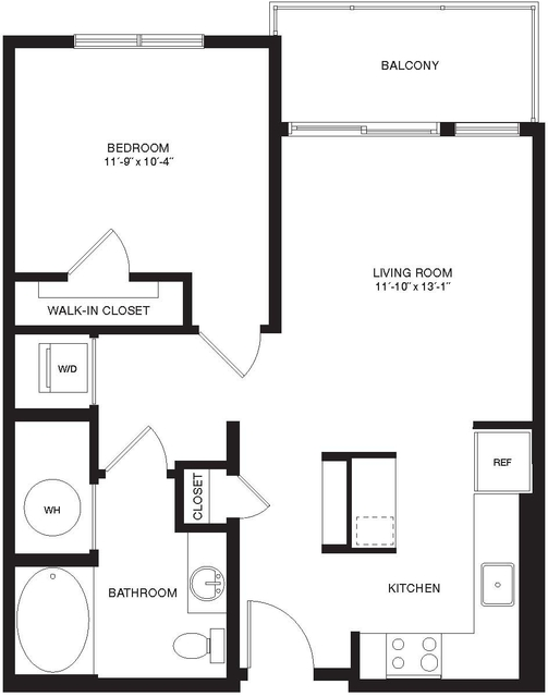 1 Bedroom, Cambridge Highlands Rental in Boston, MA for $2,765 - Photo 1