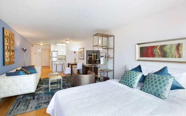 Studio, Battery Park City Rental in NYC for $3,775 - Photo 1