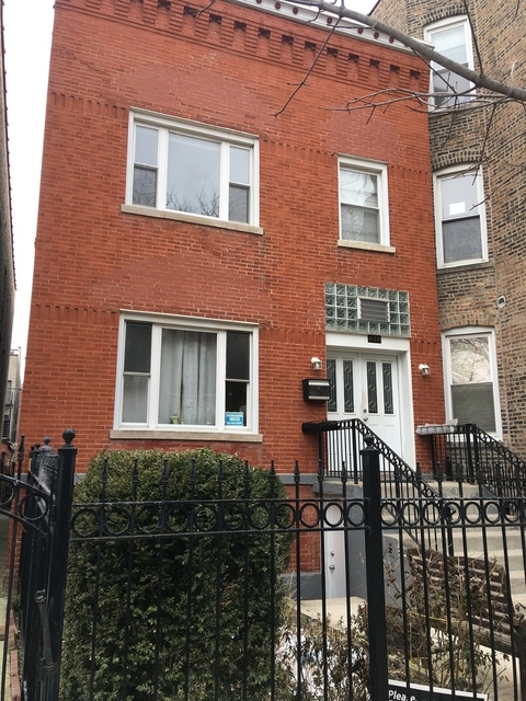 3 Bedrooms, East Ukrainian Village Rental in Chicago, IL for $1,800 - Photo 1