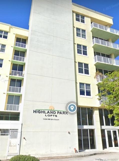 1 Bedroom, Overtown Rental in Miami, FL for $1,600 - Photo 1