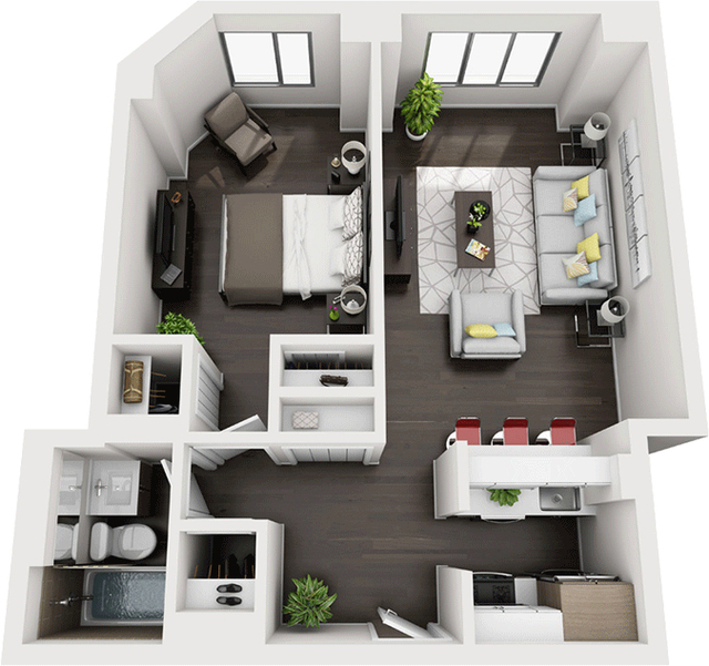 1 Bedroom, Murray Hill Rental in NYC for $4,642 - Photo 1