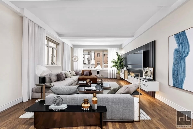 2 Bedrooms, Theater District Rental in NYC for $12,800 - Photo 1