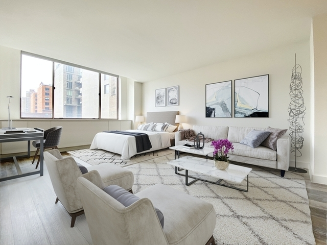 Studio, Hell's Kitchen Rental in NYC for $3,285 - Photo 1