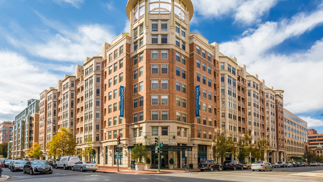 1 Bedroom, West End Rental in Washington, DC for $3,379 - Photo 1