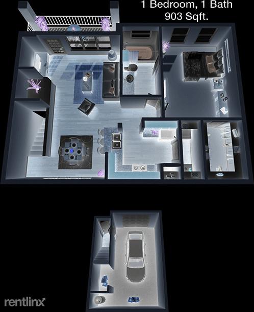1 Bedroom, Northwest Rockwall Rental in Dallas for $1,280 - Photo 1