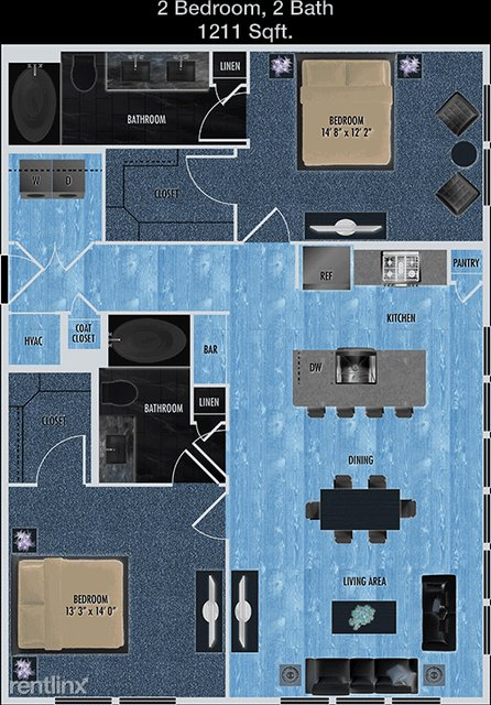 3 Bedrooms, Uptown-Galleria Rental in Houston for $2,544 - Photo 1