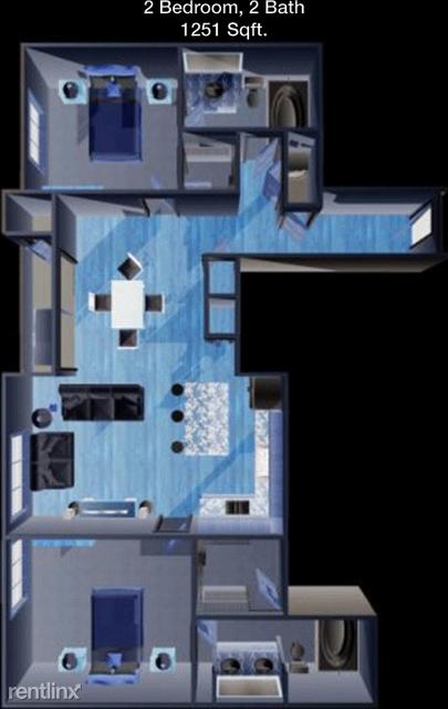 3 Bedrooms, Uptown-Galleria Rental in Houston for $2,880 - Photo 1