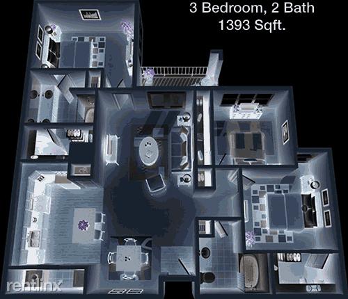 3 Bedrooms, Uptown-Galleria Rental in Houston for $2,059 - Photo 1