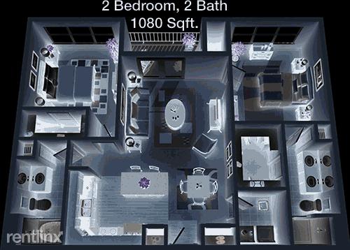 2 Bedrooms, Uptown-Galleria Rental in Houston for $1,408 - Photo 1