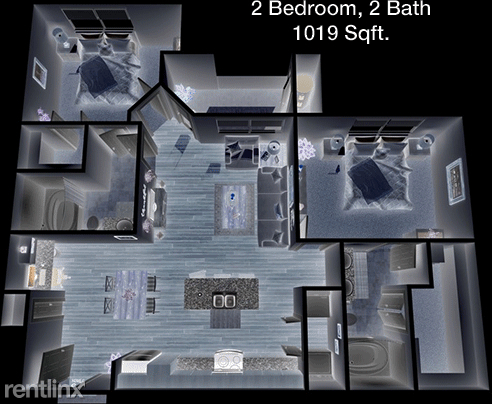 2 Bedrooms, Houston Rental in Houston for $1,545 - Photo 1
