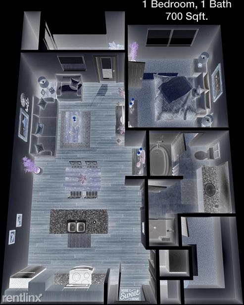 1 Bedroom, Houston Rental in Houston for $1,018 - Photo 1