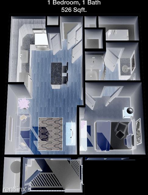 1 Bedroom, Northwood Pines Rental in Houston for $1,020 - Photo 1