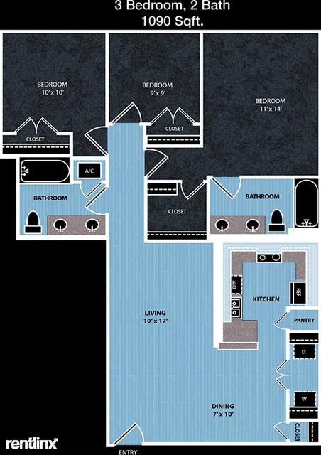 3 Bedrooms, Garden Oaks Rental in Houston for $1,760 - Photo 1