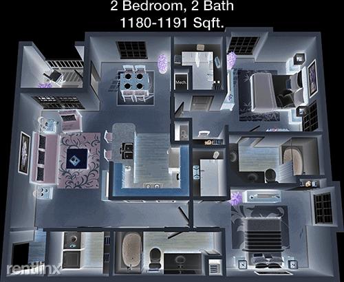 2 Bedrooms, Sterling Ridge Rental in Houston for $1,400 - Photo 1