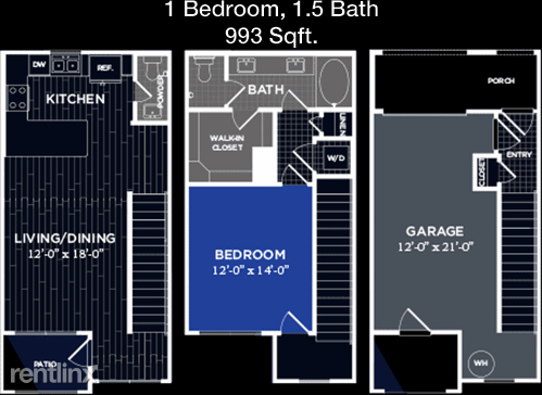 1 Bedroom, Grogan's Mill Rental in Houston for $1,842 - Photo 1