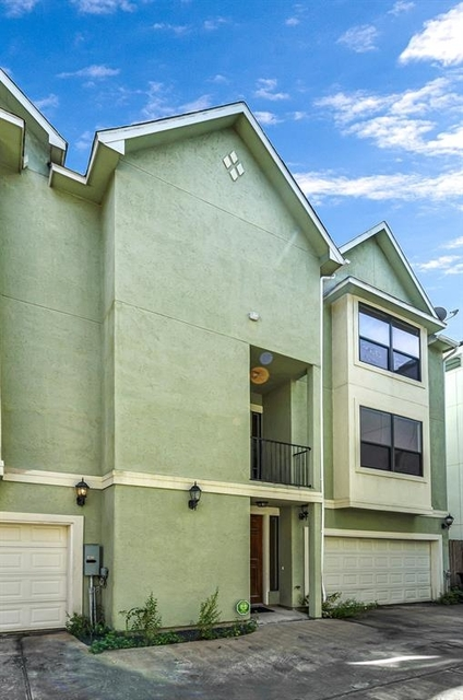 3 Bedrooms, Washington Avenue - Memorial Park Rental in Houston for $3,000 - Photo 1