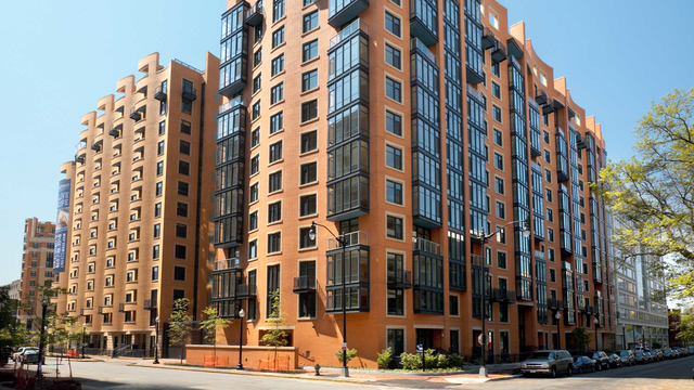 1 Bedroom, Mount Vernon Square Rental in Baltimore, MD for $2,969 - Photo 1