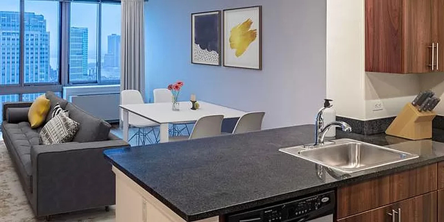 2 Bedrooms, Downtown Brooklyn Rental in NYC for $6,087 - Photo 1