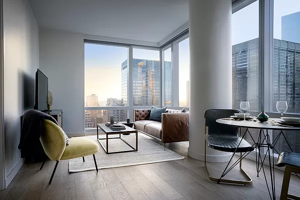 1 Bedroom, Financial District Rental in NYC for $5,564 - Photo 1