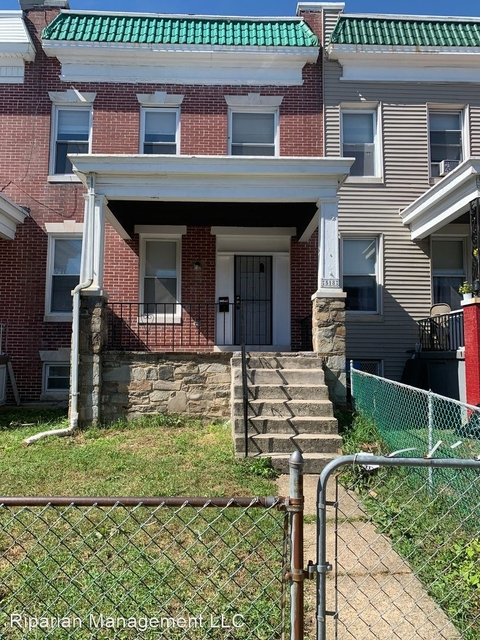 4 Bedrooms, West Mulbery Rental in Baltimore, MD for $1,650 - Photo 1