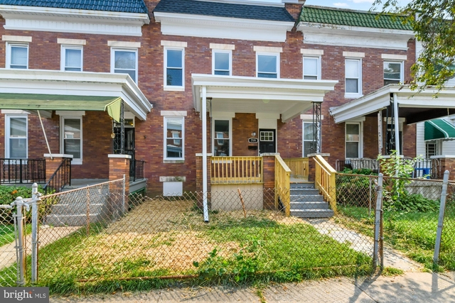 3 Bedrooms, Edmondson Rental in Baltimore, MD for $1,600 - Photo 1