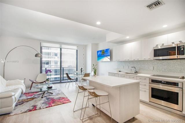 1 Bedroom, Mary Brickell Village Rental in Miami, FL for $4,000 - Photo 1