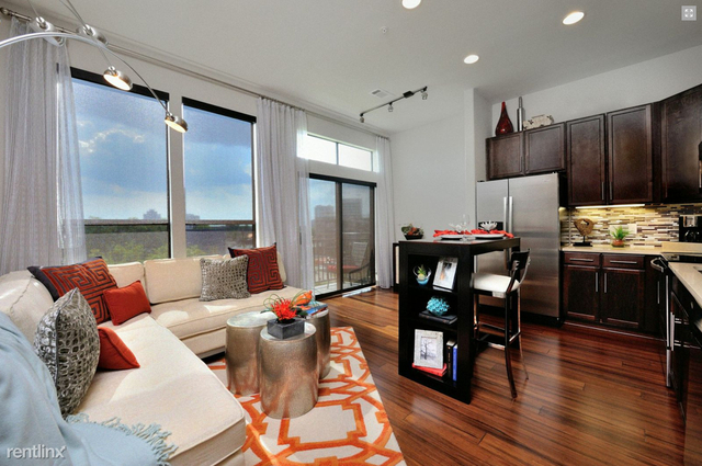 1 Bedroom, Fourth Ward Rental in Houston for $1,200 - Photo 1