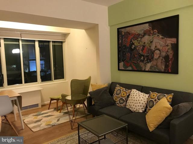 Studio, Dupont Circle Rental in Washington, DC for $1,850 - Photo 1