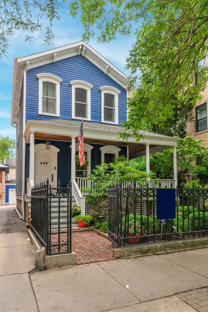 4 Bedrooms, Lincoln Park Rental in Chicago, IL for $8,000 - Photo 1