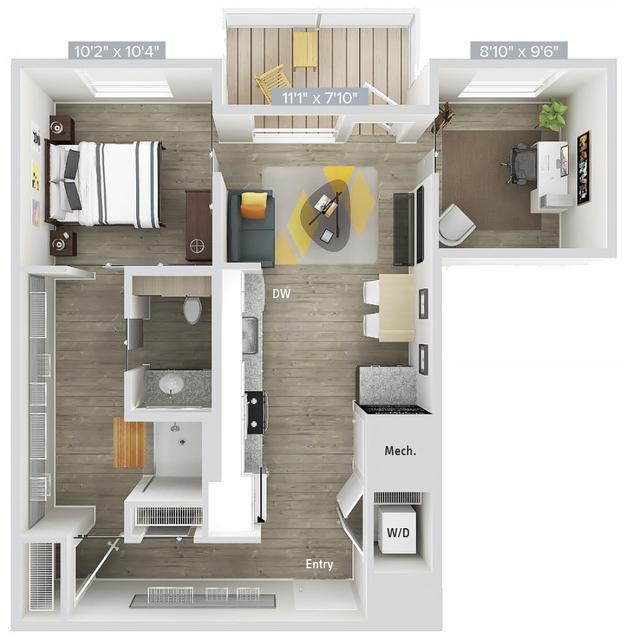 1 Bedroom, East Cambridge Rental in Boston, MA for $3,620 - Photo 1
