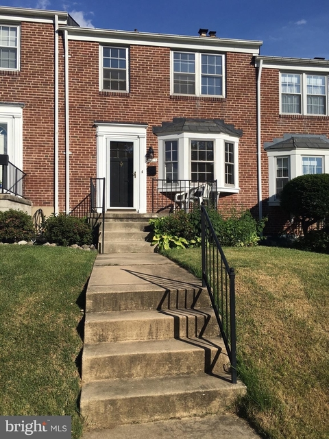 3 Bedrooms, Rodgers Forge Rental in Baltimore, MD for $2,100 - Photo 1