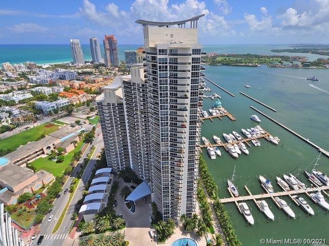 2 Bedrooms, South Pointe Rental in Miami, FL for $8,250 - Photo 1