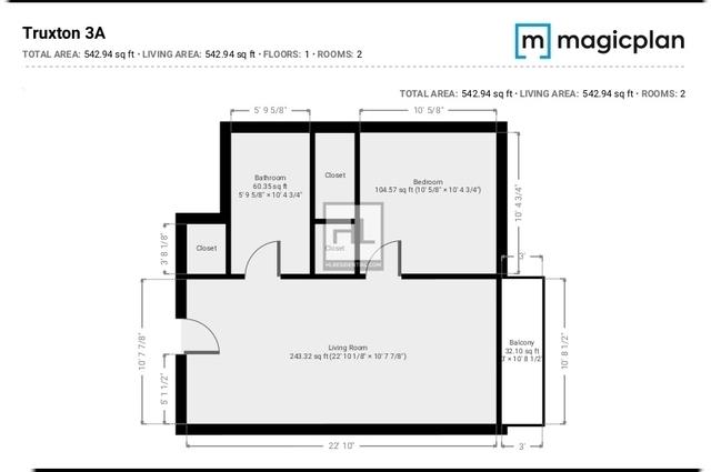1 Bedroom, Ocean Hill Rental in NYC for $2,175 - Photo 1