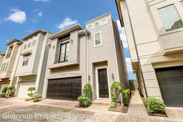 4 Bedrooms, Washington Avenue - Memorial Park Rental in Houston for $3,500 - Photo 1