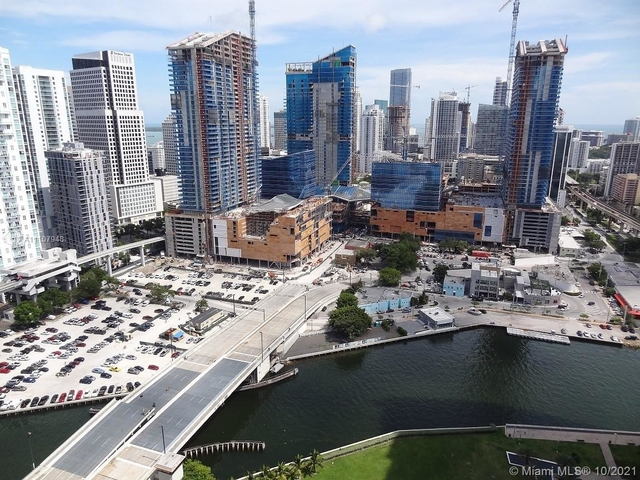 2 Bedrooms, River Front East Rental in Miami, FL for $4,000 - Photo 1