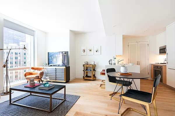 1 Bedroom, Financial District Rental in NYC for $5,218 - Photo 1