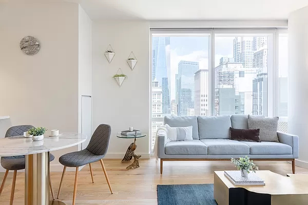 1 Bedroom, Financial District Rental in NYC for $5,887 - Photo 1