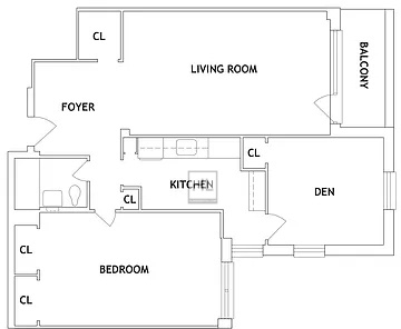 2 Bedrooms, Flushing Rental in NYC for $2,450 - Photo 1