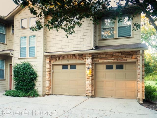 3 Bedrooms, Alden Bridge Rental in Houston for $1,995 - Photo 1
