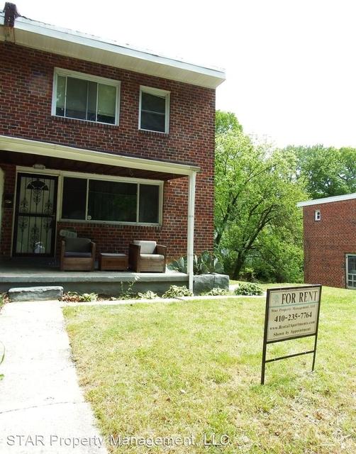 3 Bedrooms, Windsor Hills Rental in Baltimore, MD for $1,395 - Photo 1