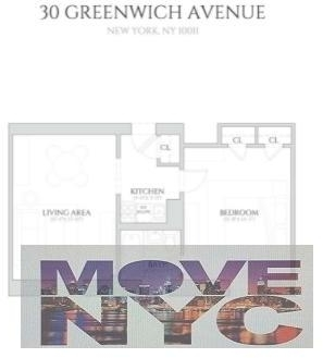 Studio, West Village Rental in NYC for $2,895 - Photo 1