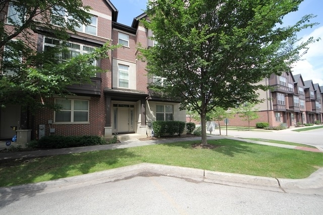 3 Bedrooms, Townhomes at Aspen Pointe Rental in Chicago, IL for $2,650 - Photo 1