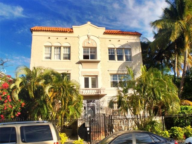 Studio, Flamingo - Lummus Rental in Miami, FL for $1,450 - Photo 1