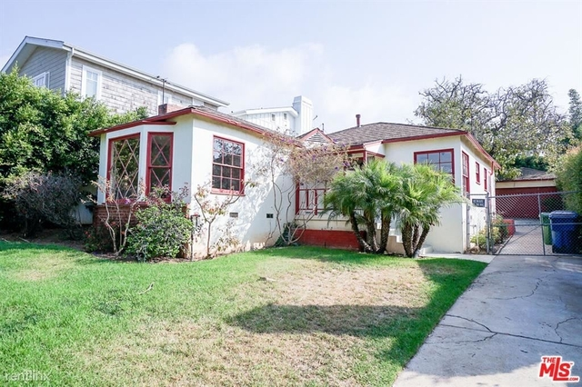 5 Bedrooms, The Alphabet Streets Rental in Los Angeles, CA for $8,950 - Photo 1