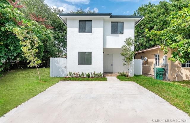 4 Bedrooms, Roosevelt Park Rental in Miami, FL for $2,700 - Photo 1