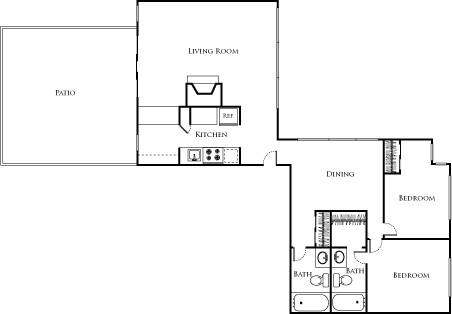 2 Bedrooms, Riverside Rental in Boston, MA for $4,640 - Photo 1
