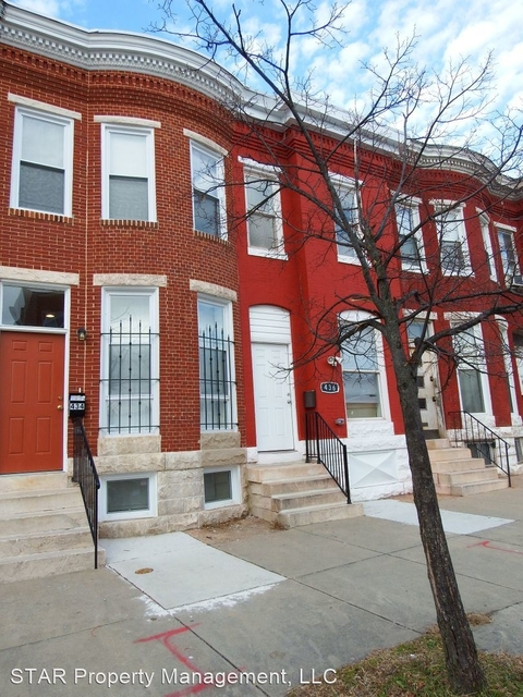 3 Bedrooms, Barclay Rental in Baltimore, MD for $1,495 - Photo 1