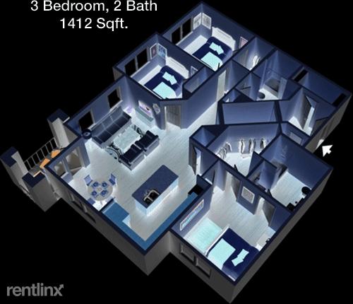 3 Bedrooms, Burleson-Joshua Rental in Dallas for $1,813 - Photo 1